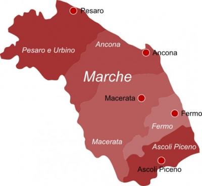 Coronavirus/Marche: nuove restrizioni in provincia di Ancona (rossa)
