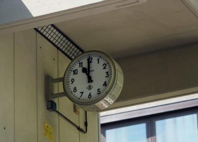 Fontivegge Perugia rinasce: lavori in corso e inaugurazione restauro storico orologio della Perugina