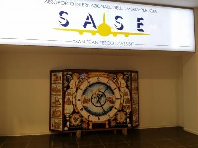 Aeroporto San Francesco: il 2020 anno positivo per flussi e  investimenti