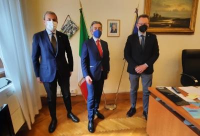 Umbria: Morroni incontra Sottosegretario Agricoltura Battistoni; ripresa e sviluppo delle politiche agricole e agroalimentari