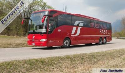 Busitalia: piu' autobus per la fiera dei morti di Perugia e le celebrazioni dei defunti