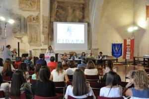 Creatività femminile e innovazione tecnologica: l'intervento Presidente Marini a Todi
