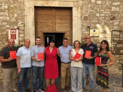 Corciano: nel ricordo di Borsellino le Agende Rosse incontrano i Capigruppo