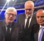 L'Albania ringrazia l'Italia: scattata solidarieta'. Ierisera in TV a Porta-Porta