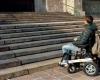 Superamento barriere architettoniche: Melasecche (Umbria) norme per edifici e accessibilita'/viabilita'