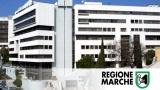 Ricostruzione: Ministro Affari regionali Mariastella Gelmini in Regione ad Ancona, Palazzo Raffaello