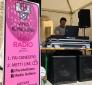 Porchettiamo: aprono gli stand; dalla Piazzetta trasmissioni RadioWeb Gallano