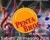 Scuola di Musica Il Pentagramma con i Penta Bros in concerto al Quasar Village