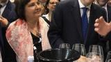 Vinitaly/Verona: Presidente Gentiloni in visita spazi Umbria: Soddisfazione Cecchini