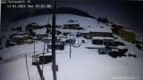 Nevicate stamattina anche a quote basse: a Perugia tetti bianchi ma per poco