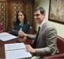 Inail e Confindustria Umbria stringono un patto per la sicurezza sul lavoro. Firmato il protocollo d'intesa per rafforzare il sistema regionale della prevenzione