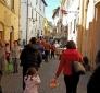 """""""Sara e Marti"""" riaccende Bevagna. Grazie alla serie ambientata nel piccolo borgo umbro il turismo riprende piano piano forza."""