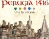 Perugia 1416: gli eventi nei 3 giorni. Il sindaco Romizi li ricorda