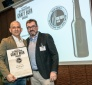 Bianca Lancia di Birra Flea premiata in Germania al Saalbau Centre