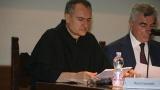 Presidente C.M. Conte riceve frati francescani di Assisi