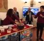 Natale a Perugia: tanti gli eventi, al museo, in biblioteca, alle mostre sino all'Epifania con le auto storiche in centro citta' per la Befana del Vigile