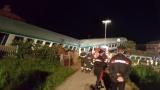 Deragliamento treno nel torinese: scontro con tir sui binari. Morti e feriti gravi