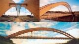 Ponte ciclopedonale sul fiume Tronto. Cronoprogramma: infrastruttura dolce che unirà la Marche e l'Abruzzo