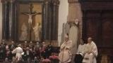 Perugia: In cattedrale la Messa di Pasqua di Risurrezione del Signore. «E' questa la bella notizia, in tanti credete che Cristo è risorto...