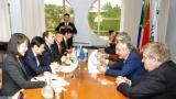 Marche: Delegazione provincia cinese dello Jiangxi ricevuta dall'assessore Sciapichetti. collegamenti aerei Cina-Marche
