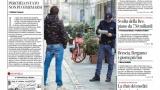 News-letter del Corriere della Sera (chiusa alle ore 00,10; a cura di Elena Tebano).