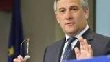 Il presidente del parlamento UE Antonio Tajani incontra gli imprenditori di Confindustria Umbria. A Terni il 26